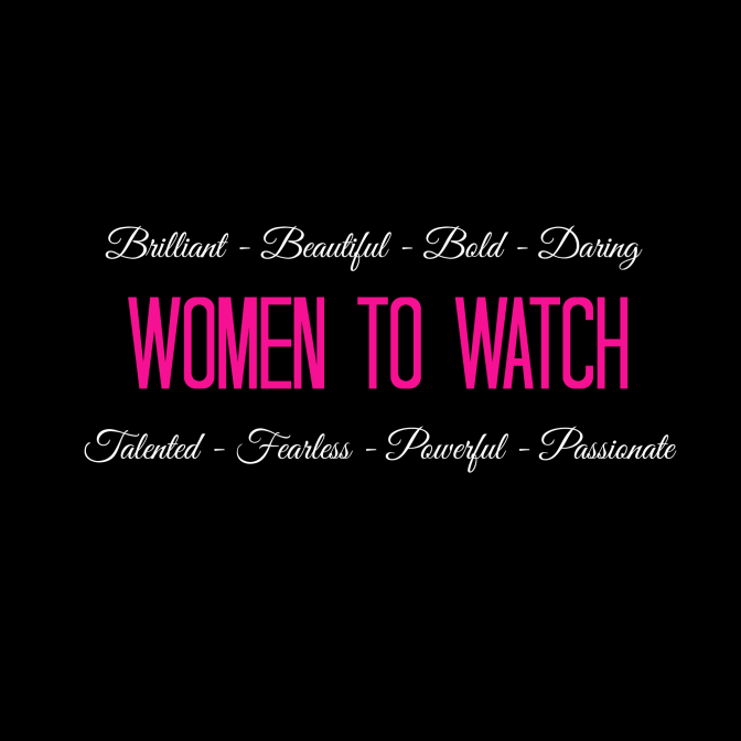 Women to Watch Feature Banner
