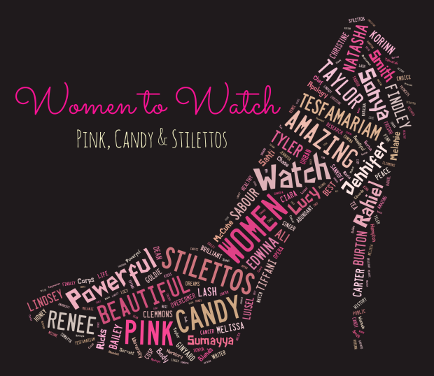 Women to Watch Stiletto